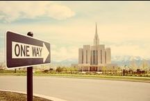 I belong to the Church of Jesus Christ of Latter Day Saints! / by Katherine Rene