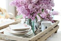 House & Home / home | inspiration | living | kitchen | spaces