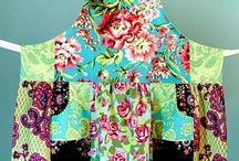 Sewing/Clothing Projects / by Robin Leigh Anderson