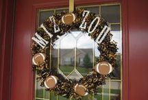 Decorating like a Missouri Tiger / Let your guests know what you're all about!