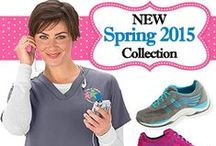 Spring Forward in New Scrubs