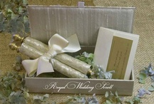 Couture Invitations / Give your guest a glimpse of what to expect at your wedding by making a great first impression with your invitations!