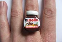 All Nutella All The Time / Nuthin' better on this planet! / by Robin Leigh Anderson