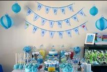 Kid Birthday Parties / Birthday parties for your children can be anything you can dream of. Find inspiration from a favorite book, a favorite animal, a favorite TV show, or just their favorite colors! Ideal carries party supplies and rentals to make your birthday ideas come to life!