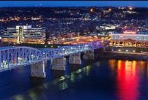 Cincinnati and Northern Kentucky / our hometown and headquarters