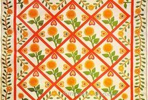 Antique Quilts / Mostly 19th century quilts that are particularly striking to me. / by Cary Flanagan, Something Sew Fine Quilt Design