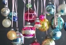Merry Vintage Christmas / I love vintage Christmas decorations! / by Kathy Ann