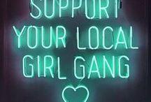 BOOK: Magic Girl Gang
