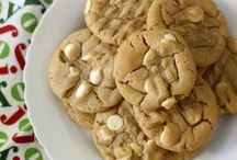 Cookies / I just love cookies!!  Healthy or not, I just love them!