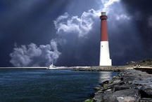 Light the Way Home / Like a Light House, Standing Strong Against the Storm...