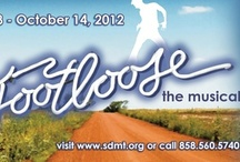 "San Diego Musical Theatre's ""Footloose""  9/28-10/14 at Birch North Park Theatre! / Everybody ""Cut Loose"" and join San Diego Musical Theatre for ""Footloose""! 9/28-10/14 at the beautiful Birch North Park Theatre. www.sdmt.org 858-560-5740"