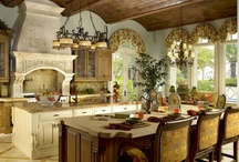 Let's Cook! Grand Kitchens / Spactacular Kitchens you'll be happy to invite any celebrity chef too!