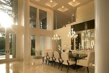 Fine Dinning Rooms! / Dinning rooms so exquiste you'll want to use them everyday! (Not just for Thanksgiving!)