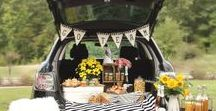 Outdoor BBQ & Tailgate Snacks / football | snacks | outdoor | picnic | tailgate | tradition