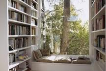 Olvasó - dolgozó sarok ( Reader - work corner )