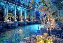 Blue Fantasy Weddings