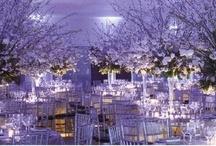 Purple Fantasy Weddings