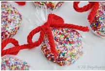 Sprinkles / A tiny treat that is just so neat!