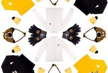 Mizzou Winter / Bundle up in Black and Gold