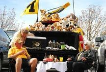 Mizzou Tailgate / Best part about tailgating is doing it with Black and Gold