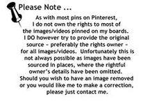 Pinterest Disclaimer