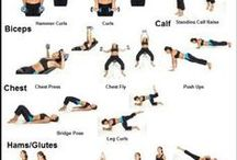 clever workouts / no excuses! get moving...