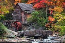 Beauty of Nature -- America / by Barbara Mowdy