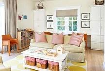 [Lounge] Home Sweet Home / by Rachel LaFreniere
