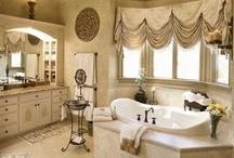 [Bathroom] Home Sweet Home / by Rachel LaFreniere