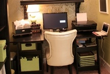 [Office] Home Sweet Home / by Rachel LaFreniere