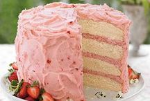 Cakes -  Layer, Frosting,Tips / by Barbara Mowdy