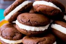 Cookies and Brownies / sweets | brownies | cookies |  baking