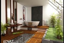 Les Bains-Bathrooms  / Bathroom ideas  www.allisoncahill.com / by Allison Cahill Scottsdale Luxury Properties