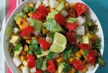 Mexican / I just love Mexican food!!  You have a variety of recipes that range from mild to spicy hot!