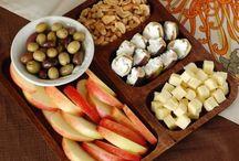 Snacks / by Debra Turner