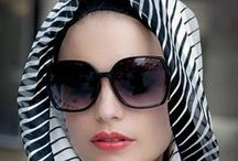 For the Love of Fashion: Hijab styles / Ideas and inspirations for the fashionable hijab / modestly driven ladies.