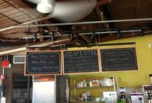 Cafes & Restaurants / Find out what's going on at your local cafes and restaurants. / by Local Food Lab