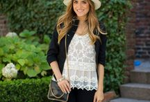 Shopping My Closet. / Inspiration for outfits with pieces I already have :) / by Katherine Rene