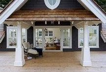 clever home makeover / ideas for making over the pretty clever home