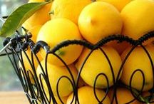 When Life Hands You Lemons, Use Them.....