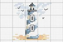 Cross Stitch ( Sea... ) / cross stitch