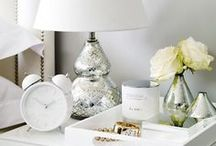 Interior Styling Ideas / A board filled with interior styling ideas, looking at vignettes and the best way to fill your home with decorative items. From multi award-winning home decor & interior design blog Apartment Number 4, designed to help you create a beautiful home on a budget.