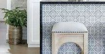Moroccan Decor / A board dedicated to Moroccan interior inspiration, from kitchen design inspiration to Moroccan tiles and laser cut woodwork - apartment, DIY, interior design, interior design ideas, rental decor, decorating on a budget, decor ideas, living room, bedroom, turquoise, bathroom, kitchen, outdoor, modern, vintage, Arabian Nights, conservatory