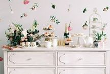 Party People! / Parties galore! Whether it be a baby shower, birthday party or backyard dinner soirée, we are finding the best party inspiration around Pinterest.