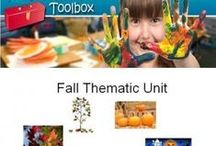The Preschool Toolbox / Preschool Themes, Activities, and Lesson Plans