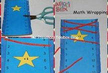 Math Activities for Preschool and Kindergarten / Playful Learning Activities for Early Math in Preschool and Kindergarten