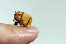 Awesome Origami and Paper Art / by azureus