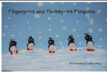 Winter Theme for Preschool and Kindergarten / Playful Learning Activities centered around a WINTER THEME in Preschool and Kindergarten
