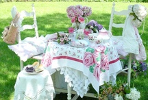 Tea Party / by ShabbyPinkGirl