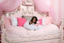 Little Girls Rooms / by ShabbyPinkGirl